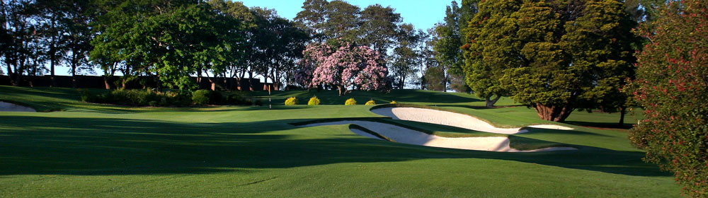 Hole 11 - Pennant Hills Golf Club