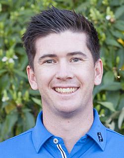 Assistant Golf Professional Liam Sheils - Pennant Hills GC